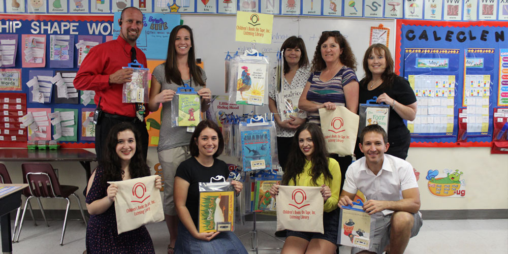 About us childrens books on tape inc - Palm beach gardens elementary school ...